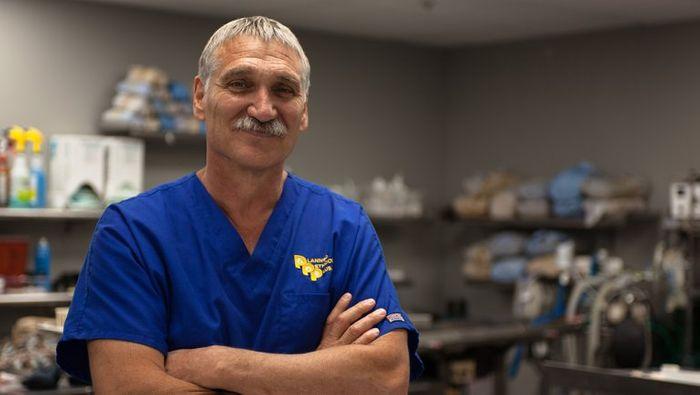 Dr. Jeff – Rocky Mountain Vet – Biography 2019